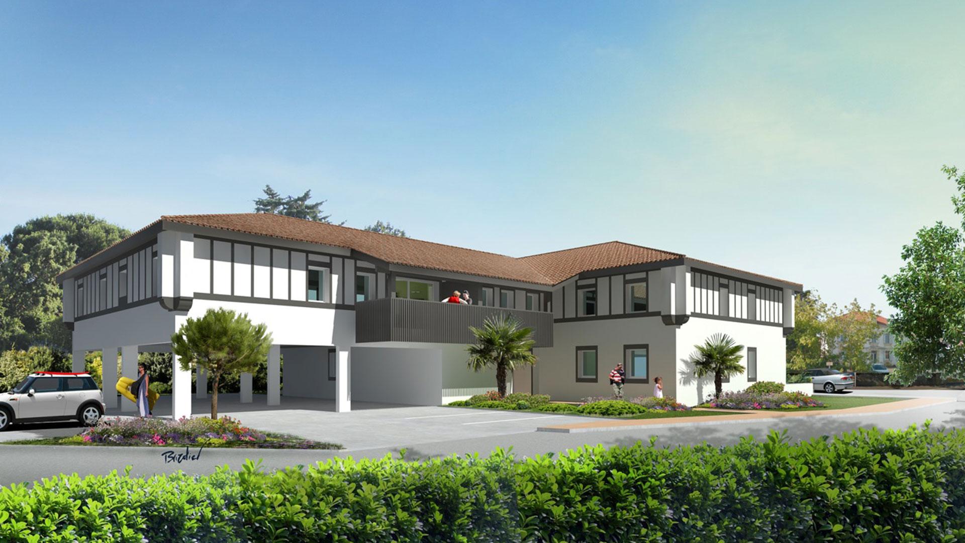Residence Ametzia à Soustons - SAGIM Immobilier
