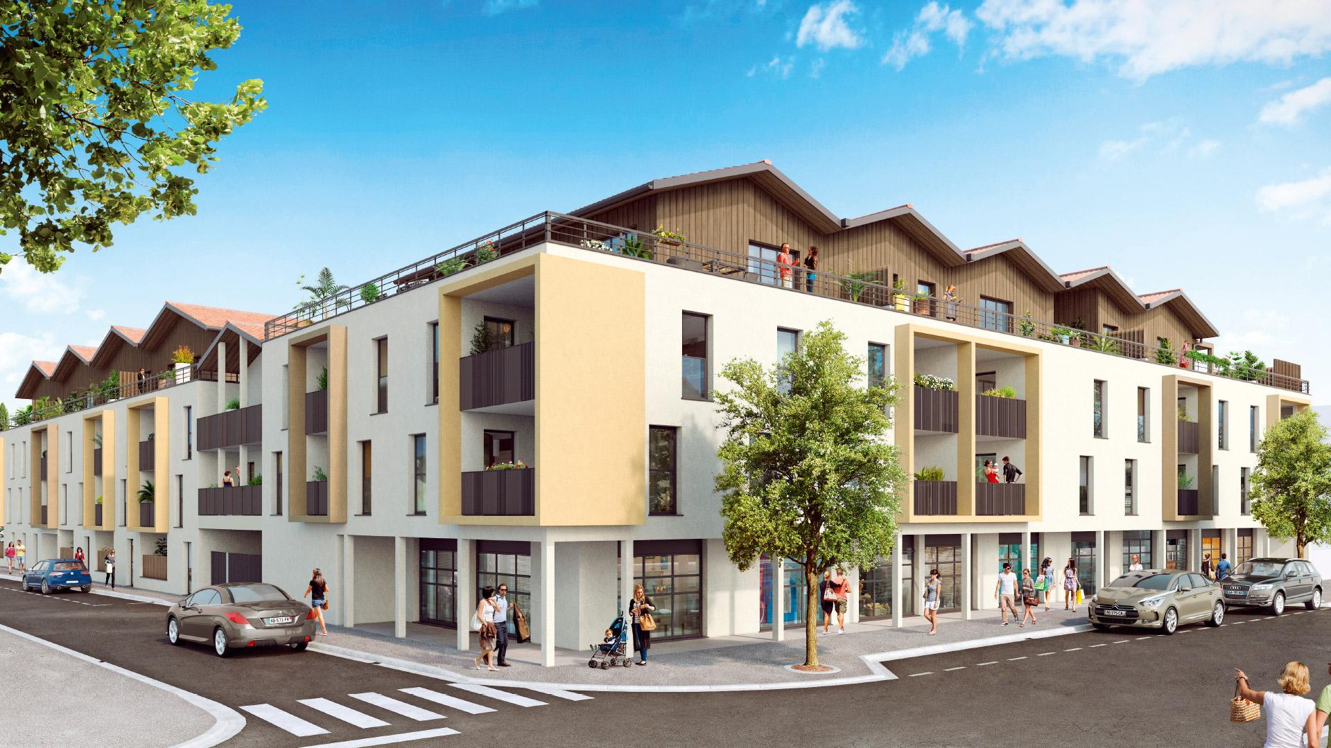Résidence EDERRA à Biscarosse - SAGIM Immobilier