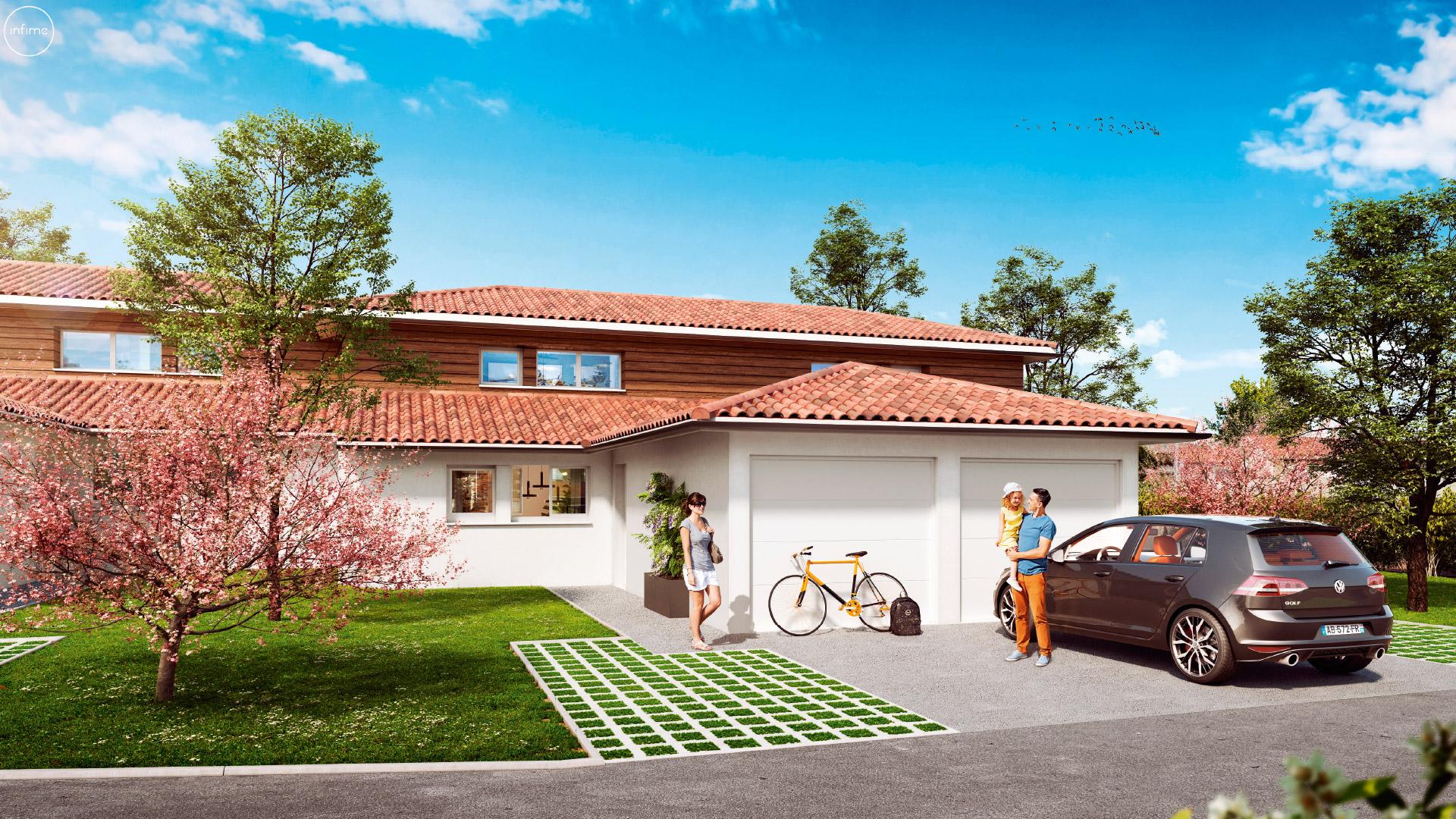 ENCANTADA - Maison Individuelle Dax - SAGIM Immobilier