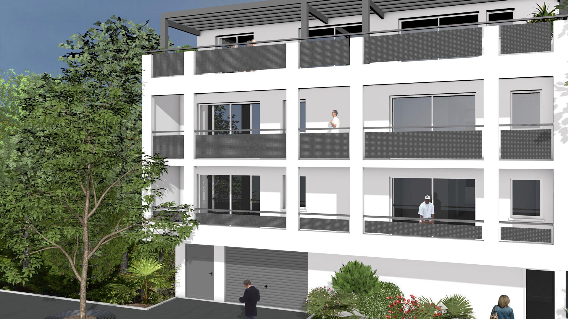 Résidence Baia à Bayonne - SAGIM Immobilier