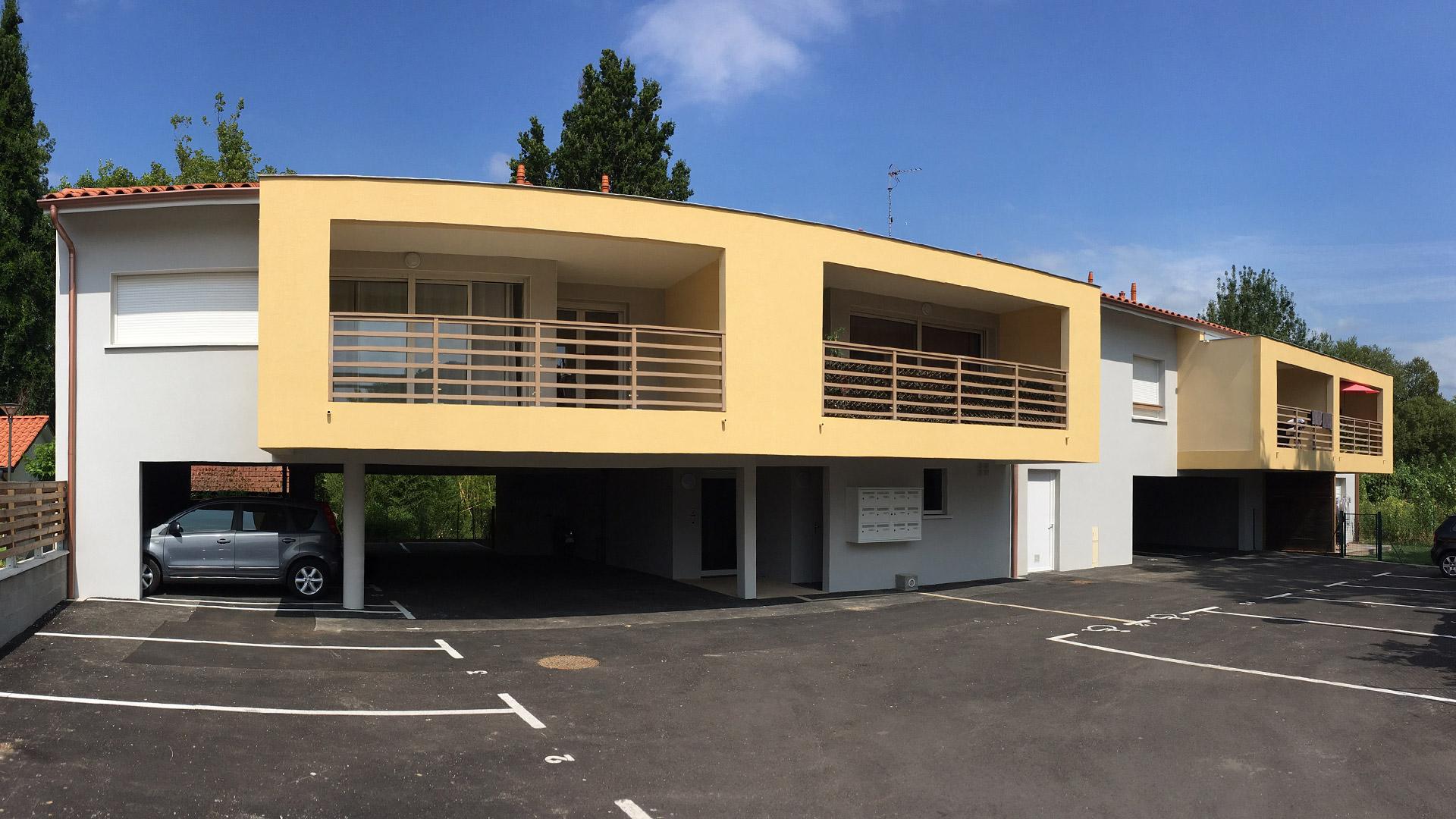 Résidence Belharra à Soustons - SAGIM Immobilier