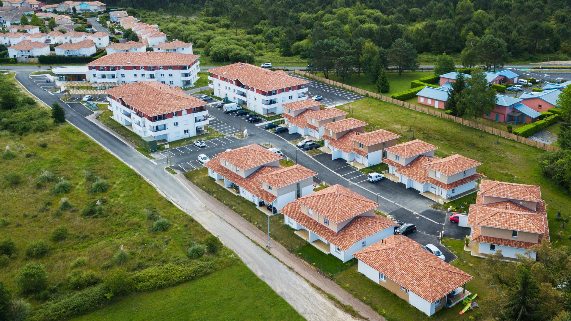 Résidence Hitton à St Vincent de Tyrosse - SAGIM Immobilier