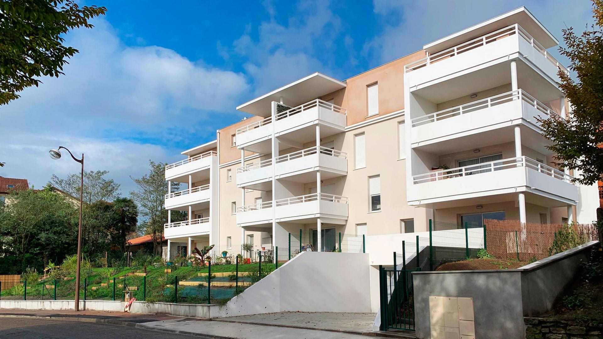 Résidence Iparla à St Paul-Lès Dax - SAGIM Immobilier