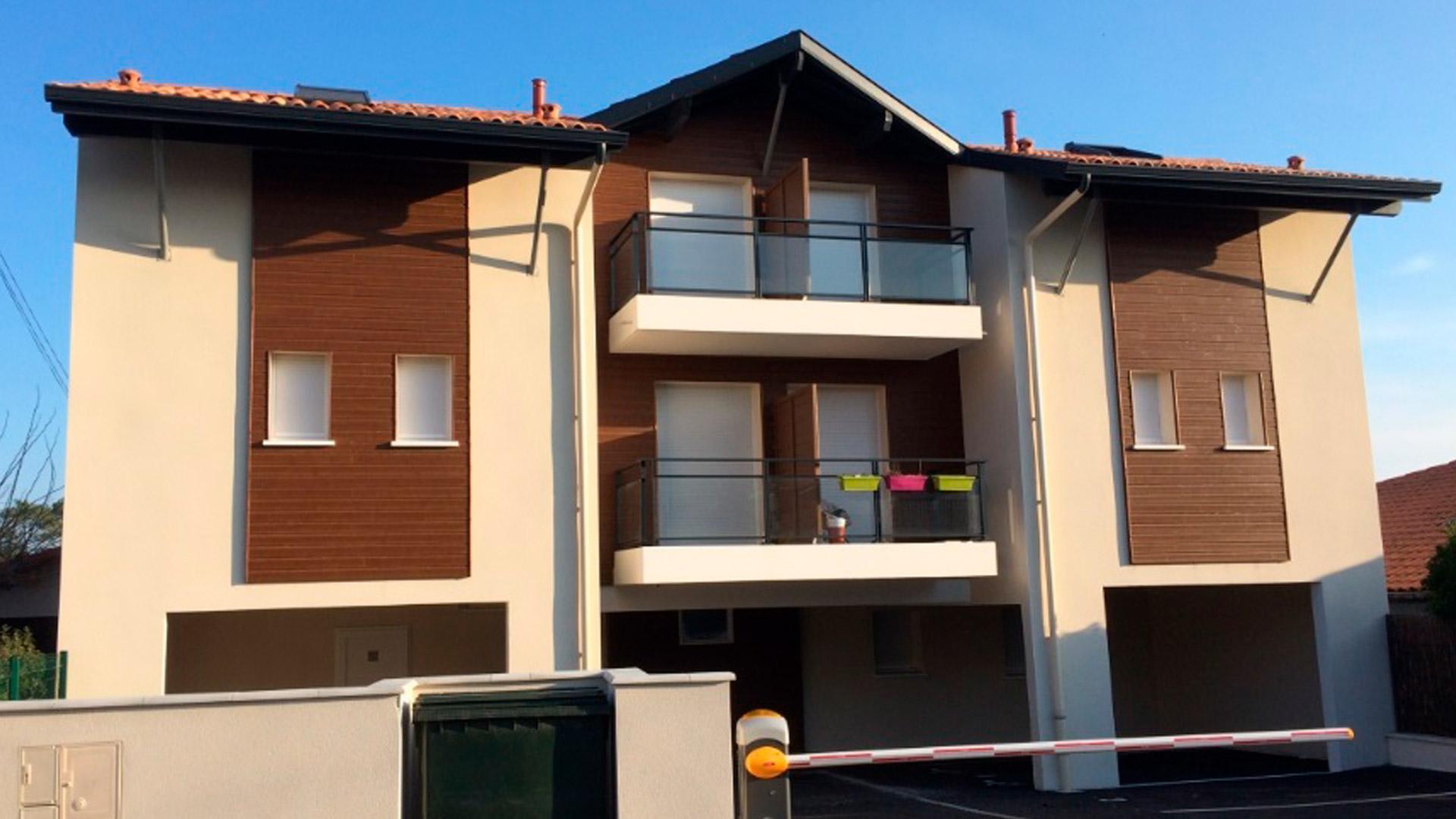 Résidence Jara à Capbreton - SAGIM Immobilier