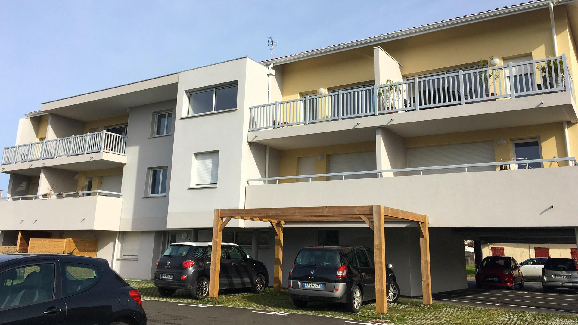 Résidence Laia à Bénesse-Maremne - SAGIM Immobilier