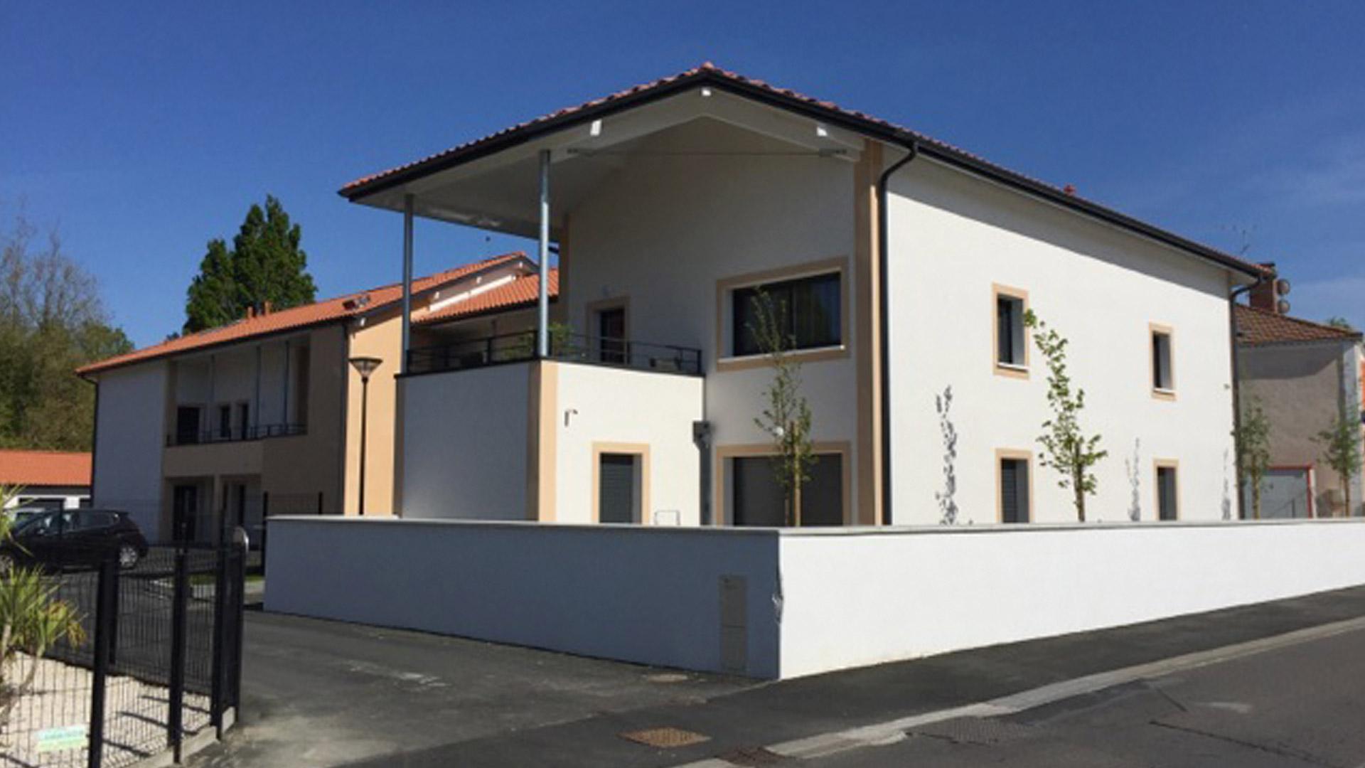 Résidence Vicomte à Soustons - SAGIM Immobilier